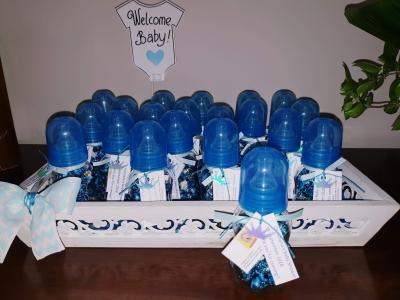 Customized gifts for baby shower